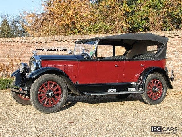 Buick  Sport tourer deluxe RHD 1927 Vintage, Classic and Old Cars photo