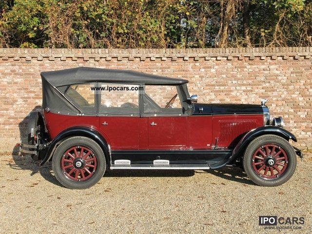 1927 buick sport tourer deluxe rhd car photo and specs
