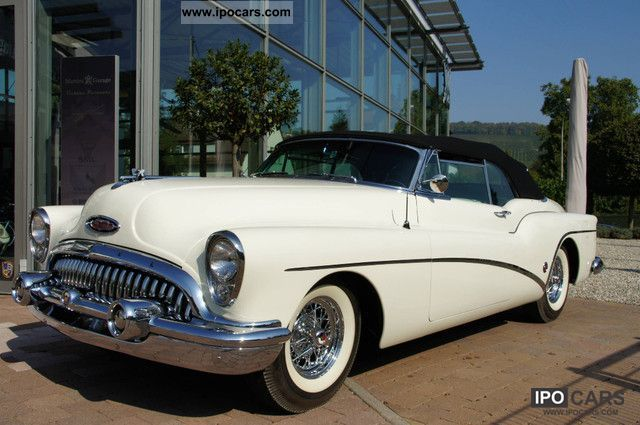 1953 Buick  Roadmaster Eight Cabrio / roadster Classic Vehicle photo