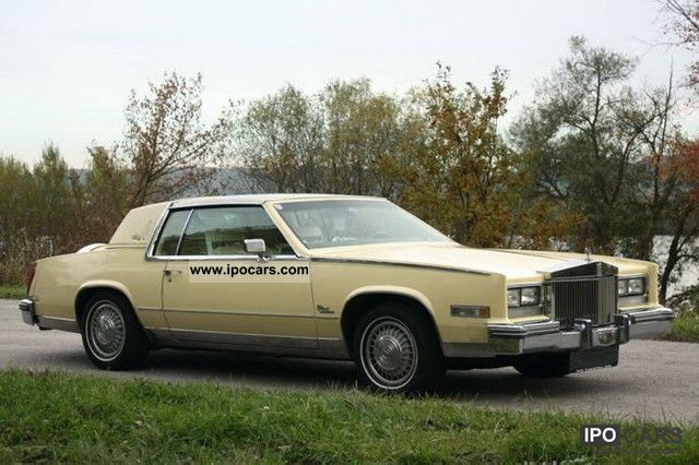 Cadillac  Eldorado 1979 Vintage, Classic and Old Cars photo