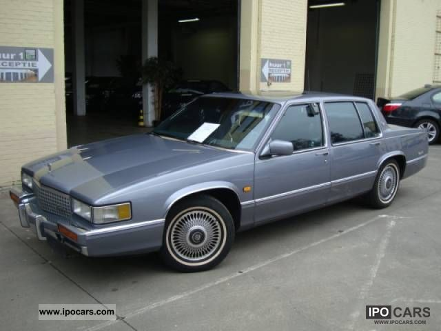 Sale as well Cadillac High Technology engine also Page 285 in addition 1989 Jeep Wagoneer together with Exterior 48475299. on 1988 cadillac sedan deville