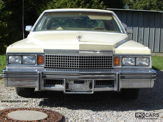 Cadillac  Fleetwood Brougham 1979 Vintage, Classic and Old Cars photo