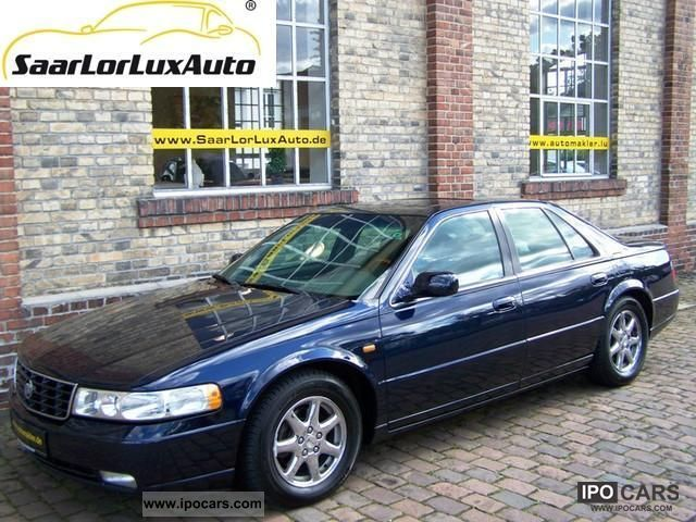 Cadillac  Seville STS GAS PLANT / APC / NAVI 2000 Liquefied Petroleum Gas Cars (LPG, GPL, propane) photo