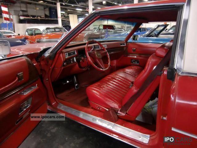 1974 Cadillac Eldorado  Car Photo and Specs