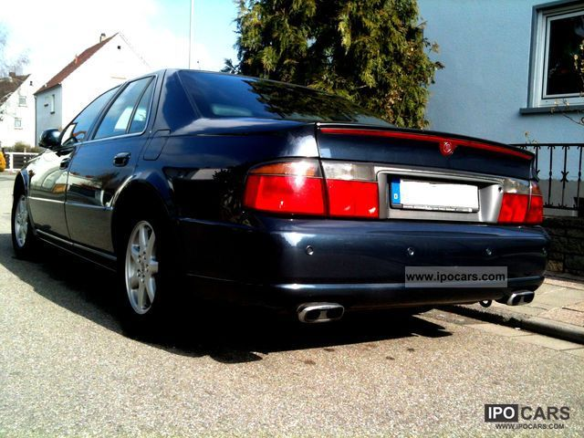 2000 cadillac seville sts car photo and specs. Cars Review. Best American Auto & Cars Review