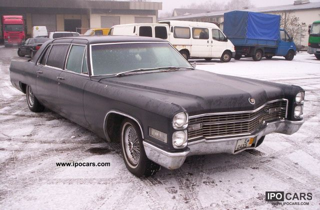 Cadillac  Fleetwood 75 Air Aluminum 8 seats 1966 Vintage, Classic and Old Cars photo