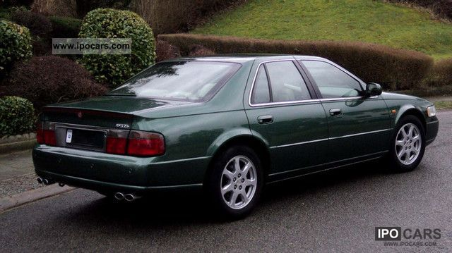 2003 Cadillac Seville 4 6i V8 Sts A Car Photo And Specs