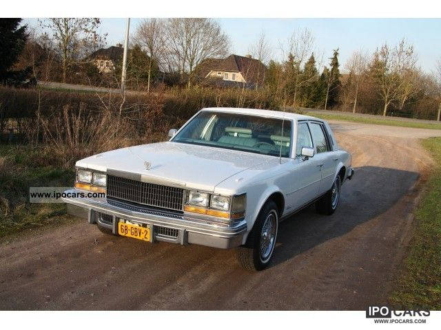 Cadillac  Seville 7.5 FUEL INJ AUT 1979 Vintage, Classic and Old Cars photo