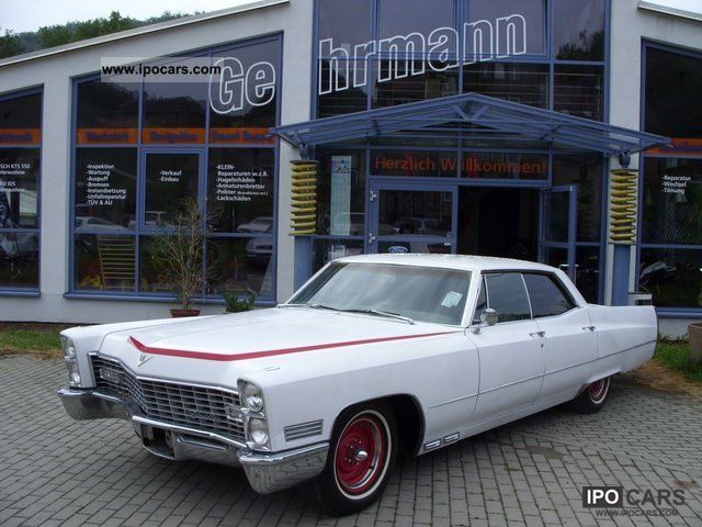 Cadillac  Deville with TÜV report, and H. 1967 Vintage, Classic and Old Cars photo