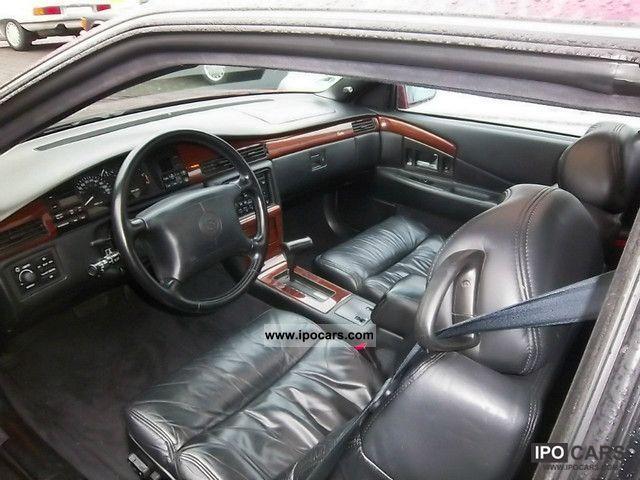 1994 Cadillac Eldorado Tc From 1 Hand German Extradition
