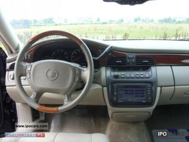2003 Cadillac Deville Dhs 4 Ideal Luksuowa Wersja I Car