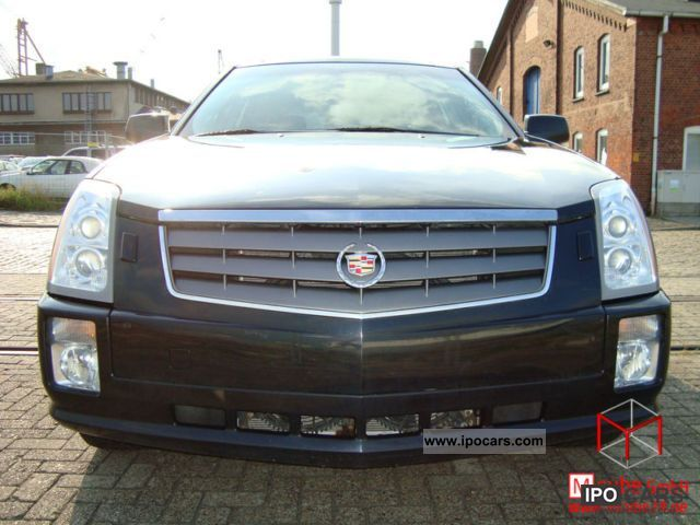 2004 Cadillac Srx V8 Full Leather 7 Seater Navi Xenon Pdc