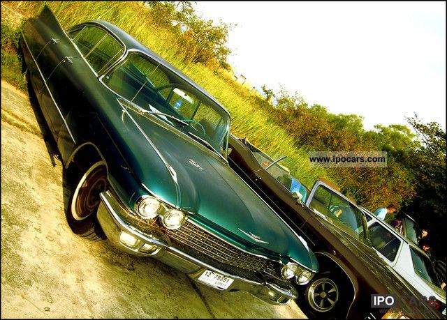 Cadillac  Series 62 1960 Vintage, Classic and Old Cars photo