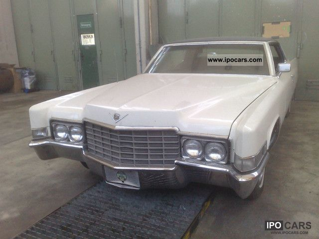1969 Cadillac  1969 Coupe 472cci Sports car/Coupe Classic Vehicle photo