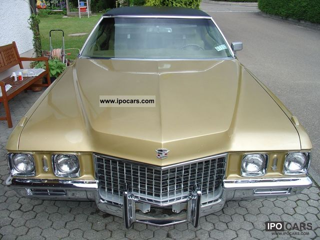 Cadillac  Deville 1971 Vintage, Classic and Old Cars photo