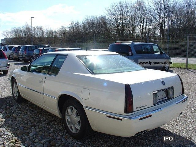 2000 Cadillac Eldorado Touring Coupe 5.0 aut - Car Photo and Specs