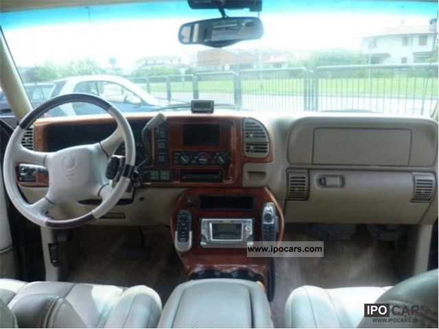 1999 Cadillac Escalade 5 7 V8 Aut Full Option No Superbollo Off Road Vehicle