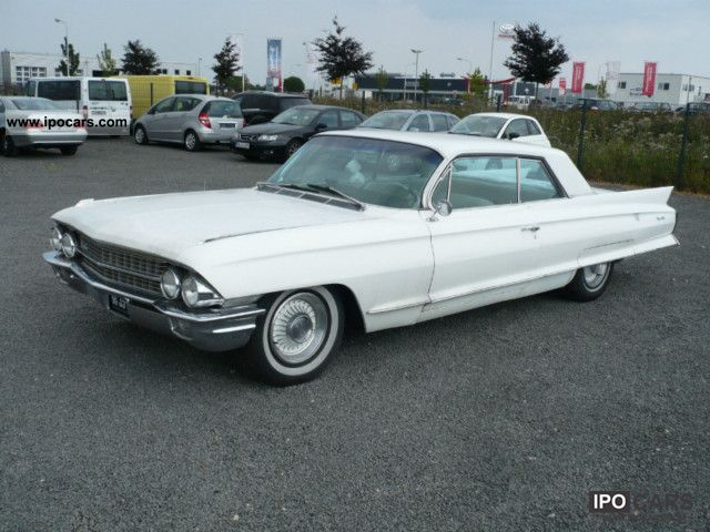 1962 Cadillac  Deville Sports car/Coupe Classic Vehicle photo