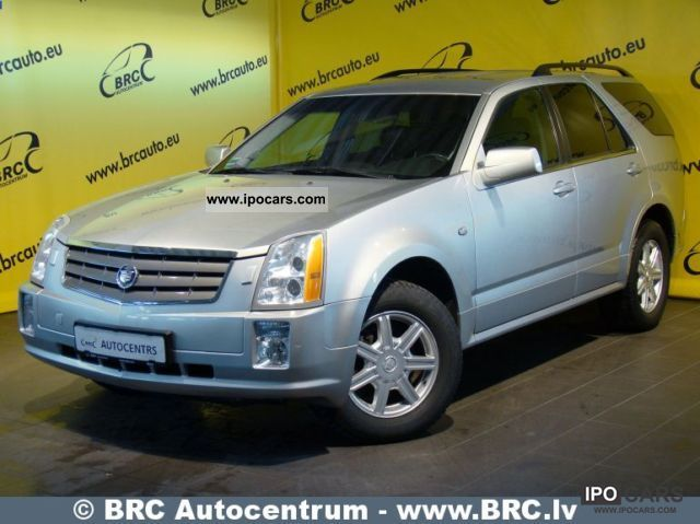 2005 Cadillac Srx Off Road Vehicle Pickup Truck Used Photo