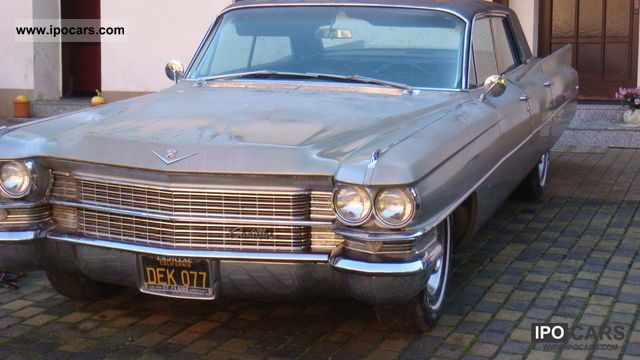 Cadillac  Deville 1963 Vintage, Classic and Old Cars photo