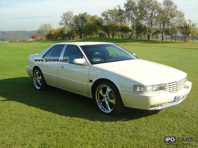 1996 Cadillac Seville STS SINGLE PIECE  Car Photo and Specs