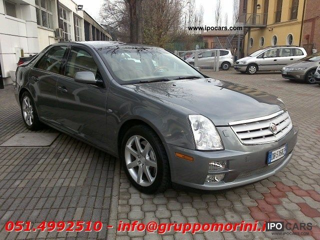 2006 cadillac sts 4 6 v8 sport luxury aut car photo and specs. Black Bedroom Furniture Sets. Home Design Ideas