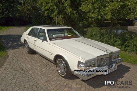1980 Cadillac  Seville Limousine Used vehicle photo