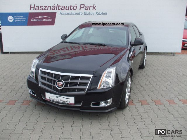 2008 Cadillac  CTS Sport Luxury 3.6 V6 Automatic AWD Limousine Used vehicle photo