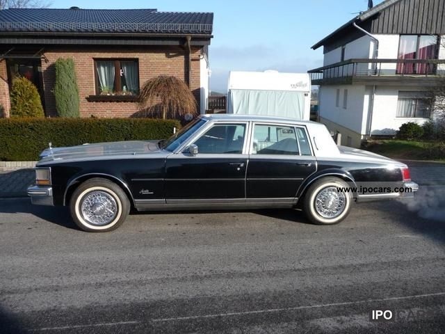 1979 Cadillac  Seville Limousine Classic Vehicle photo