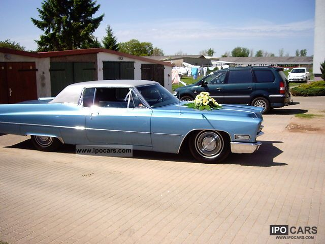 1968 Cadillac  Deville Sports car/Coupe Used vehicle photo
