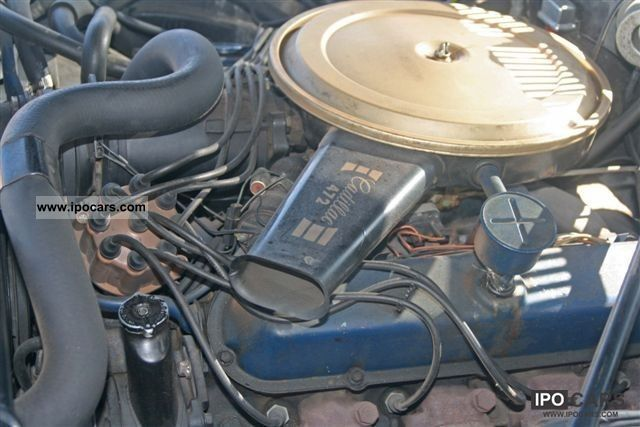 1968 Cadillac Deville - Car Photo and Specs