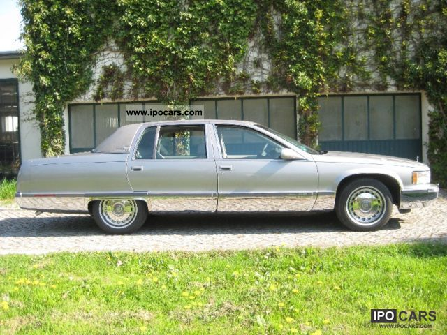 1995 cadillac fleetwood brougham limousine used vehicle photo 1. Cars Review. Best American Auto & Cars Review