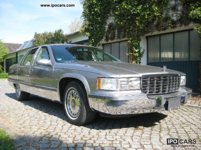 1995 cadillac fleetwood brougham limousine used vehicle photo 2. Cars Review. Best American Auto & Cars Review