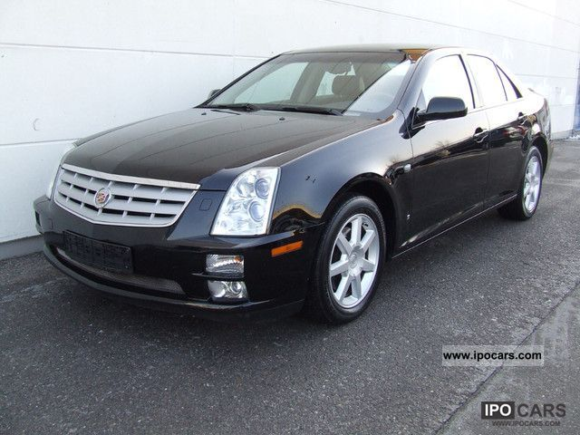 2007 cadillac sts 3 6 v6 sport leather xenon navi. Black Bedroom Furniture Sets. Home Design Ideas