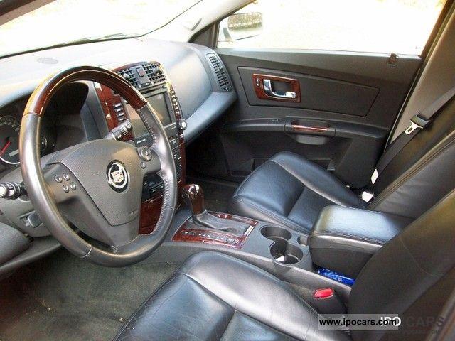 Cadillac Cts Sport Luxury V Auto Lgw