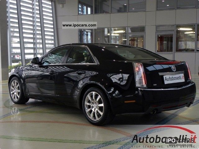 2009 cadillac cts awd 3 6 v6 luxury sports automatica. Black Bedroom Furniture Sets. Home Design Ideas