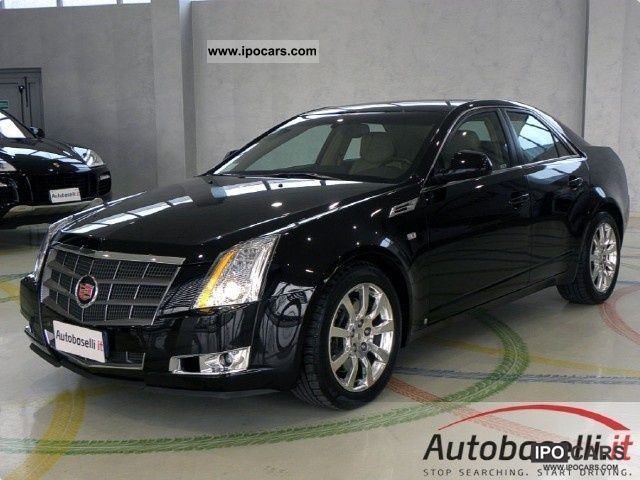 2009 cadillac sts cts 3 6 v6 awd 4x4 sportluxury. Black Bedroom Furniture Sets. Home Design Ideas