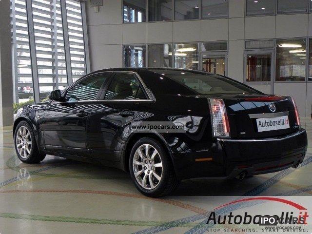 2009 Cadillac Sts Cts 3 6 V6 Awd 4x4 Sportluxury