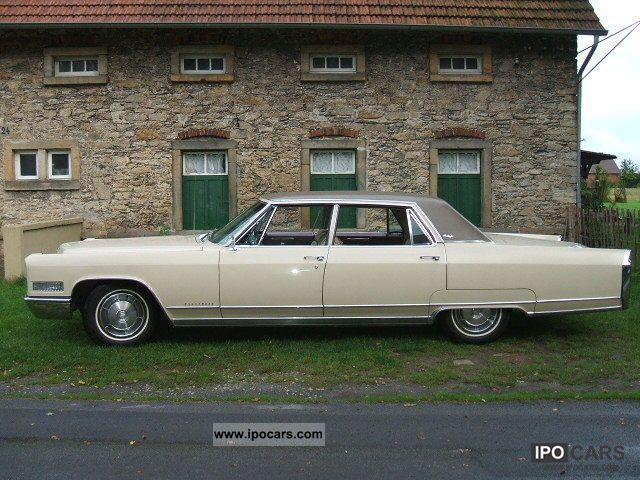 1966 Cadillac  Fleetwood Brougham original from 1.Hand Limousine Classic Vehicle photo