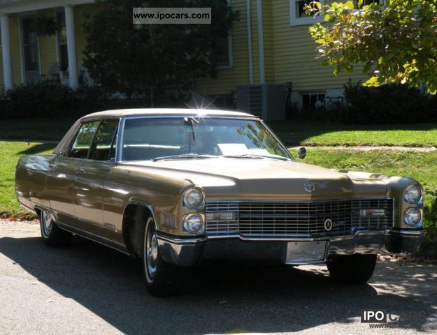 1966 Cadillac  Fleetwood very good original condition Limousine Used vehicle photo