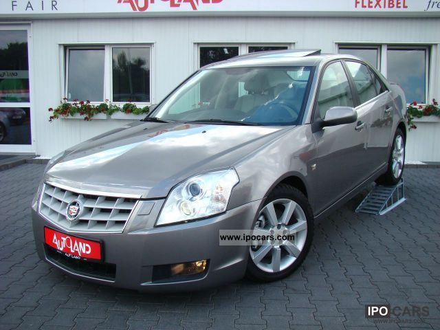 cadillac  bls 2 8 t v6 automatic xenon  leather  bose s 2010 1 lgw - 2010 Cadillac Sts Luxury Awd