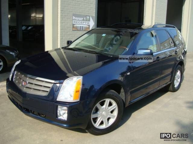 Cadillac  SRX AWD 3.6i 24V + LPG 2006 Liquefied Petroleum Gas Cars (LPG, GPL, propane) photo