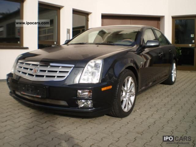 Cadillac  STS 4.6 V8 Sport Luxury LPG GAS 2007 Liquefied Petroleum Gas Cars (LPG, GPL, propane) photo