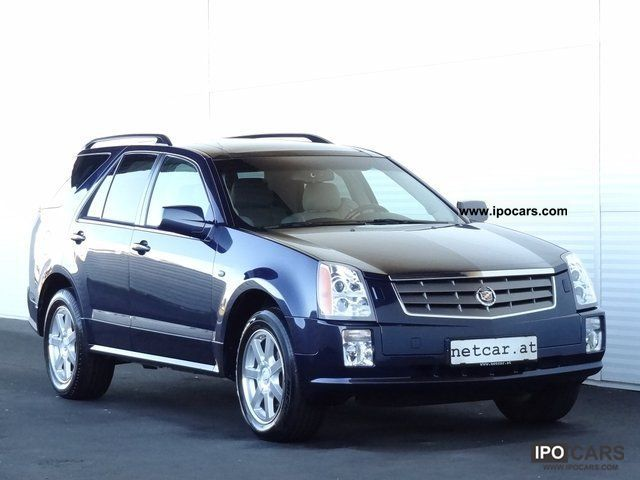 2008 Cadillac  SRX 4.6 V8 AWD Sport Luxury Van / Minibus Used vehicle photo