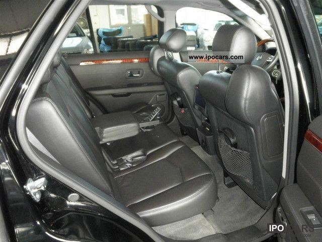 2008 Cadillac Srx Awd Sport Luxury 6 4 7 Seater