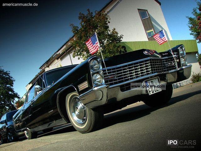 Cadillac  Sixty special 1966 Vintage, Classic and Old Cars photo