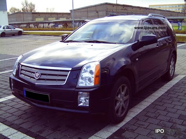 2008 Cadillac Srx All Wheel 3 6 7 Seater With Dvd Player