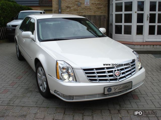 Cadillac Deville Dts Front Wheel Drive Lgw
