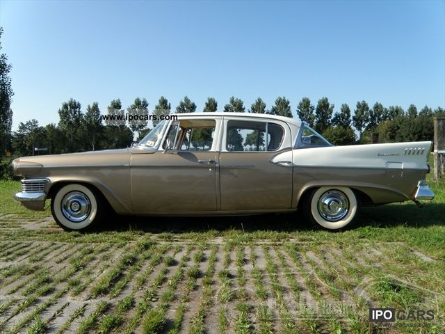 Cadillac  Studebaker President 1958 V8 4.7 ltr 1958 Vintage, Classic and Old Cars photo
