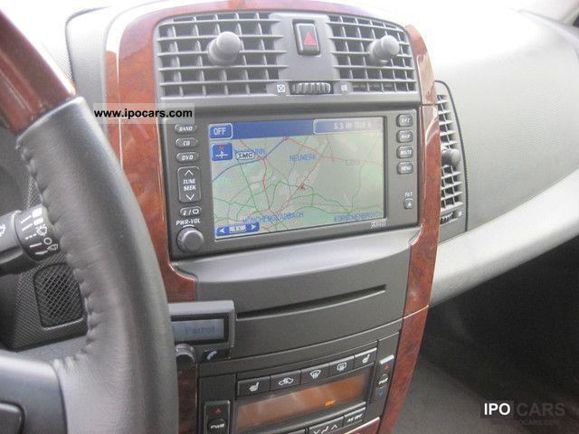 2009 Cadillac Srx 4 6 V8 Sport Luxury Awd With Lpg Gas